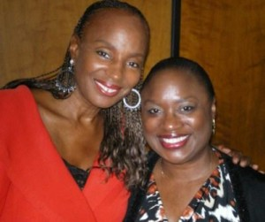 Susan Taylor and LHR_9-8-2009